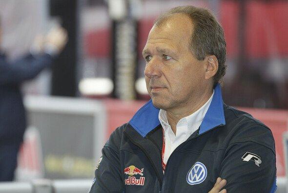 Willy Rampf ist seit 2011 Teil des Teams