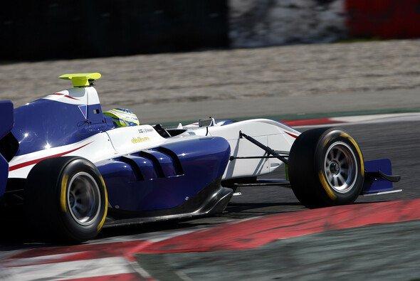 Jimmy Eriksson feiert ersten Sieg in der GP3-Serie