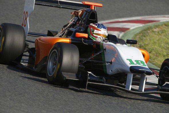 Hilmer Motorsport ist das einzige deutsche Team in der GP3