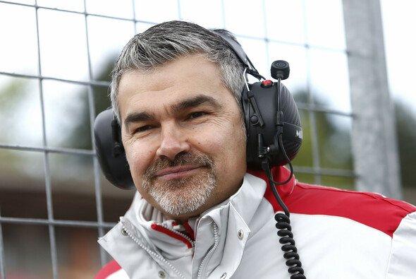 Dieter Gass freut sich auf die neue DTM-Saison