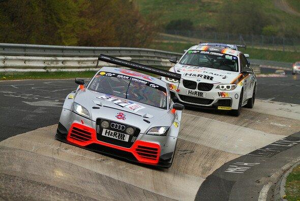race&event triumphierte mit dem Audi TT-RS