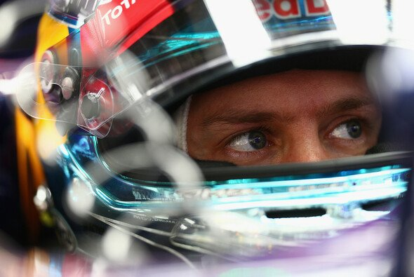 Sebastian Vettel kämpft in der Weltmeisterschaft um den Anschluss