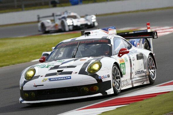 Die Porsche 911 RSR laufen perfekt