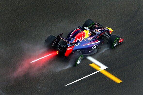 Ist Red Bull nur im Regen schnell?