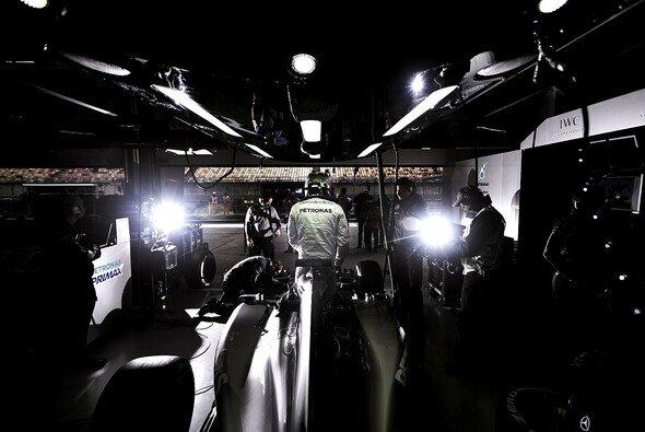 Formel 1 im Jahr 2014: Alle Augen auf Lewis Hamilton
