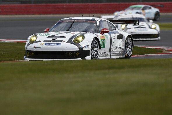 Das war erfolgreich: Porsche siegt im Doppelpack