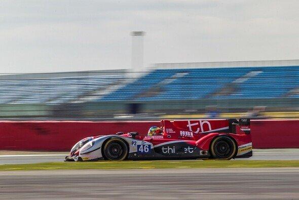 Thiriet by TDS Racing setzte sich im Schlusssprint durch