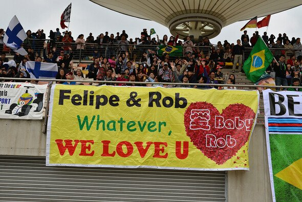 Felipe Massa hat viele Fans in China - Foto: r