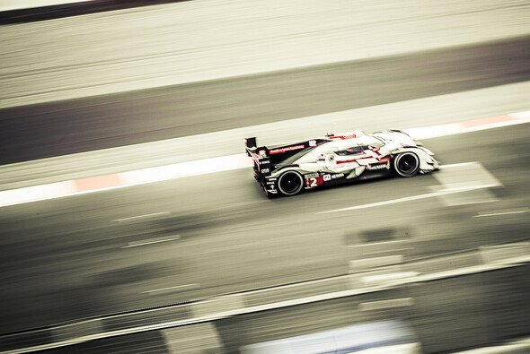 In Silverstone lief es für Audi noch nicht rund