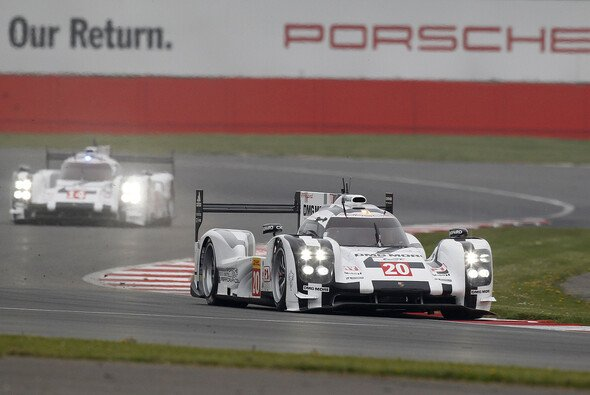Kann Porsche erneut auf das Podium fahren?