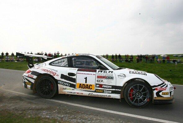 Porsche-Sound in Hessen: Ruben Zeltner im Porsche 911 GT3