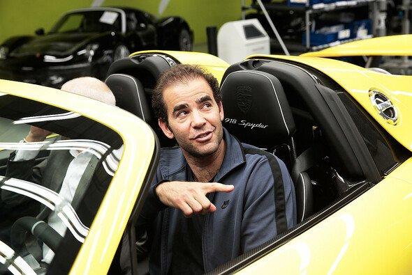 Pete Sampras ist leidenschaftlicher Porsche-Fahrer