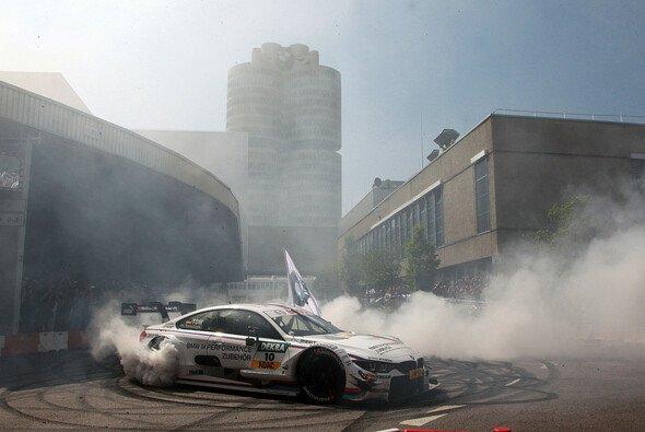 BMW gab in München Gas