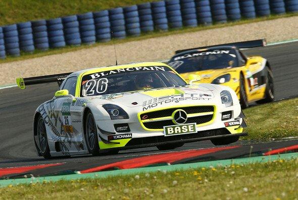 Der erste Rennsieg in 2014 geht an Mercedes