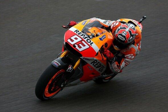 Marc Marquez' Pole Position war nie in Gefahr