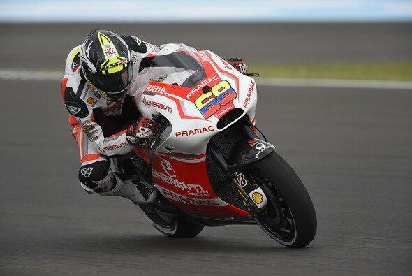Yonny Hernandez war zweitbester Ducati-Pilot