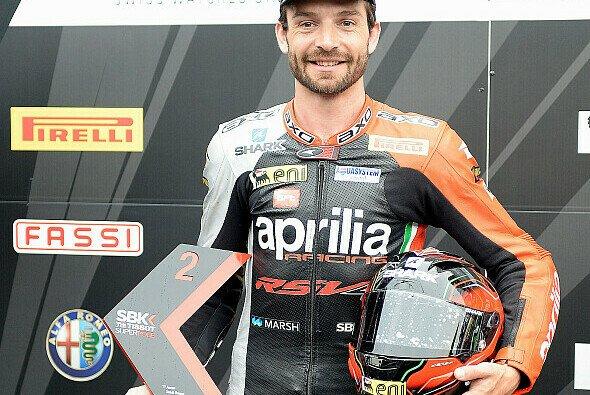 Sylvain Guintoli verpasste die Pole-Position nur knapp