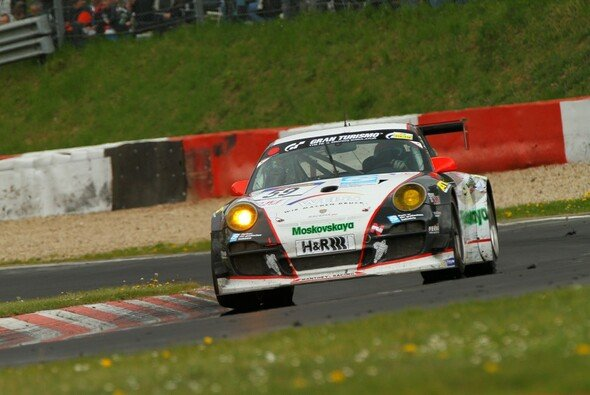 Jochen Krumbach startet beim 24-Stunden-Rennen in Spa-Francorchamps