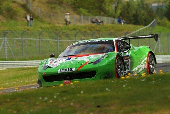 Für GT Corse by Rinaldi Racing war der fünfte VLN-Lauf trotz Podestplatzierungen kein Highlight