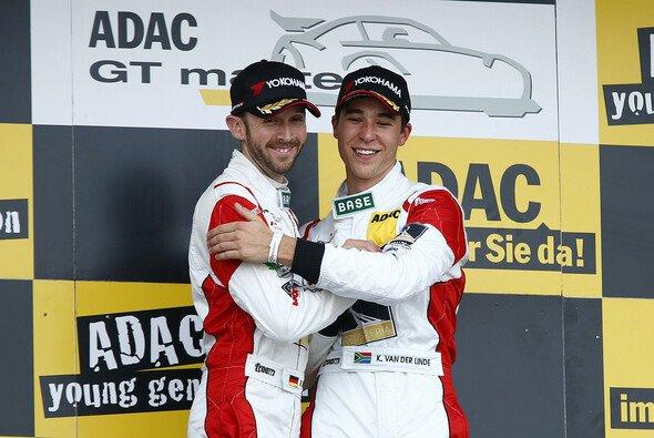 René Rast und Kelvin van der Linde gehen als Führende der Gesamtwertung in das zweite Rennwochenende