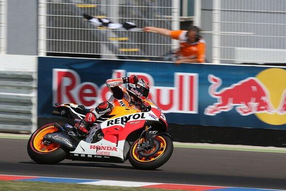 2014 war Marquez in Argentinien nicht zu schlagen - Foto: Honda