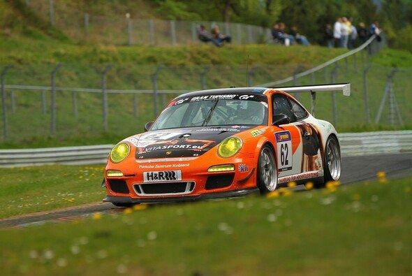 Christopher Brück startet beim fünften VLN-Lauf wieder im Cup-Porsche