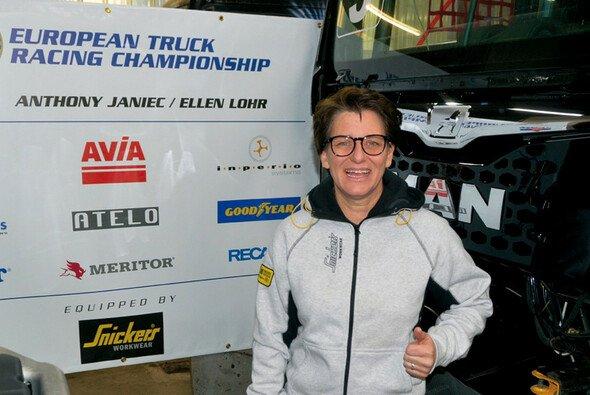 Ellen Lohr wird 2014 vom Öl-Konzern Avia unterstützt
