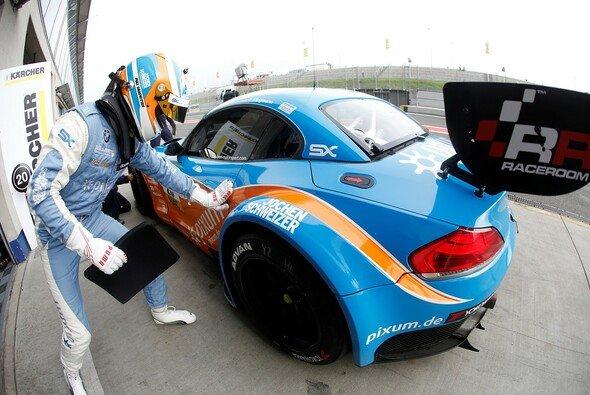 Max Sandritter teilt sich den BMW Z4 GT3 mit Jens Klingmann