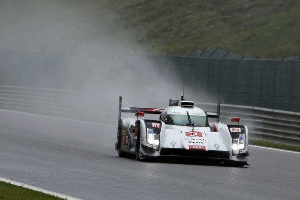Audi sieht sich für das Rennen am Samstag in einer guten Position