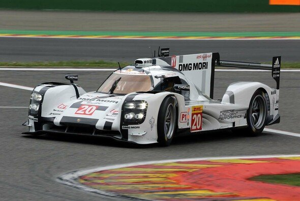 Porsche schnappte sich erstmals die Pole-Position in der WEC