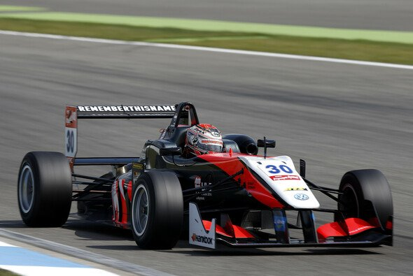 Verstappen sicherte sich die Pole Position