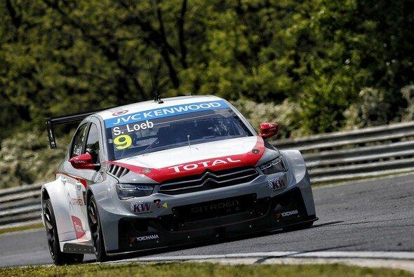 Sebastien Loeb siegte im Regenrennen der Slowakei