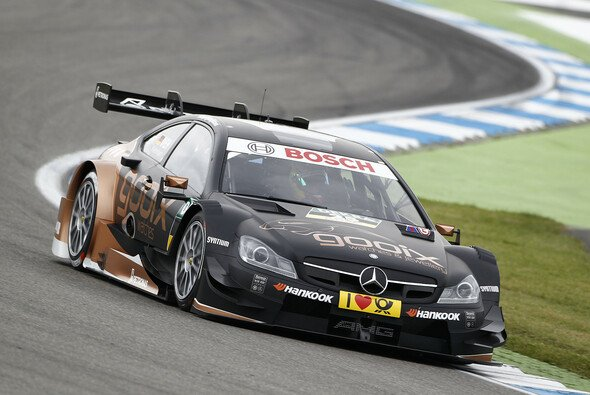 Pascal Wehrlein, DTM Mercedes AMG C-Coup� - Foto: Mercedes-Benz