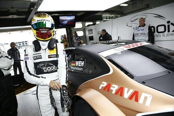 Pascal Wehrlein lag als bester Mercedes-Pilot auf Platz elf