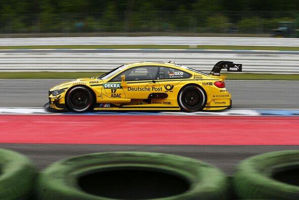 Timo Glock startet mit BMW in seine zweite DTM-Saison