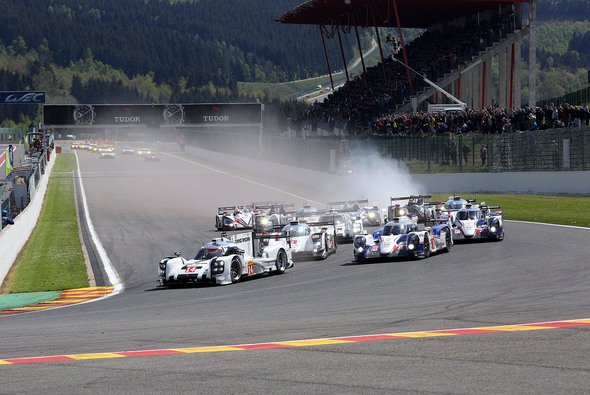 Das 6-Stunden-Rennen von Spa-Francorchamps im Live-Ticker
