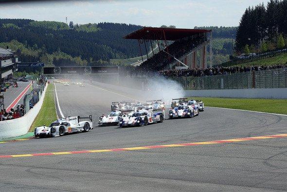 Spa-Francorchamps könnte bald am Saisonende der Langstrecken-Weltmeisterschaft liegen