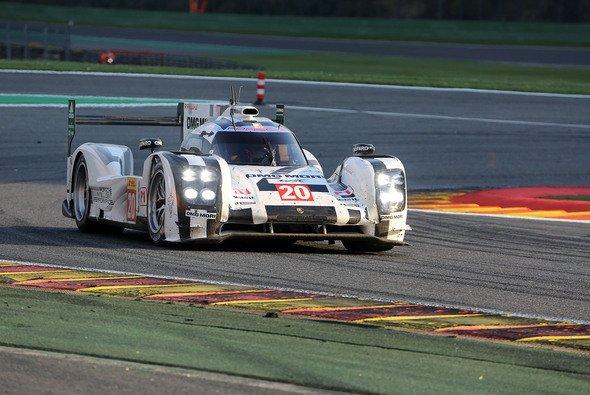 Porsche absolvierte einen ausgiebigen Test