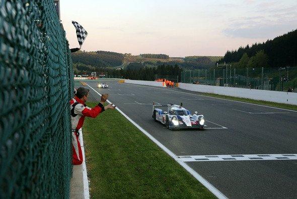Toyota hat das WEC-Rennen in den belgischen Ardennen gewonnen - Foto: Speedpictures