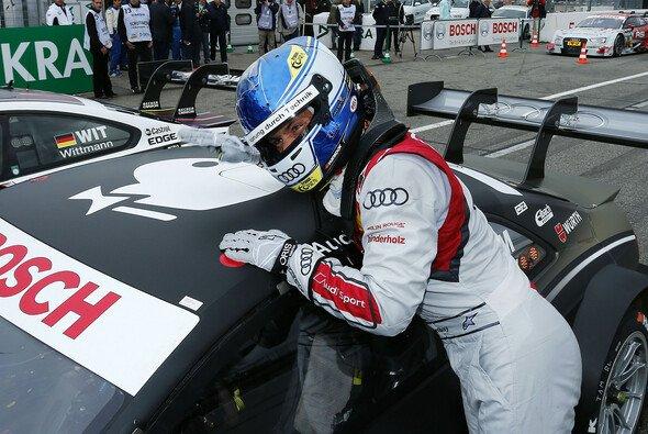 Adrien Tambay wird sich darauf beschränken, in einem DTM-Cockpit Platz zu nehmen