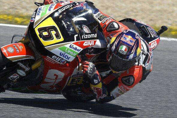 Stefan Bradl testete am Montag ebenfalls in Jerez