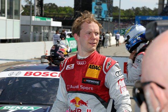 Mattias Ekström ist der älteste Fahrer im Feld