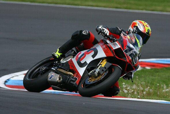 Xavi Fores räumte in beiden Rennen auf dem Lausitzring ab
