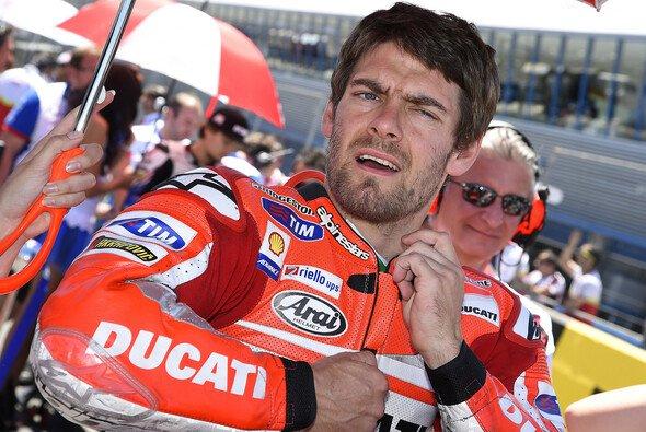 Cal Crutchlow war bisher der Pechvogel bei Ducati