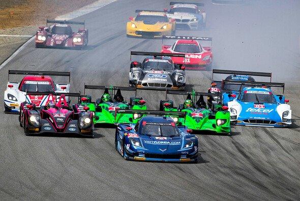 Erster Sieg für einen LMP2-Wagen in der neuen USCC durch Extreme Speed Motorsport