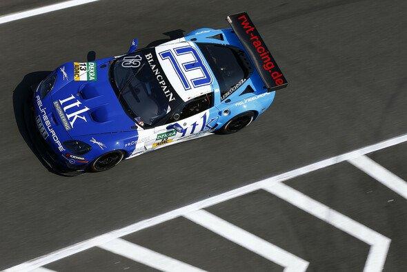 RWT Racing Team kämpfte in den Niederlanden gegen die Witterung.