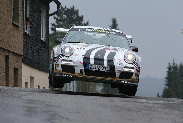 Die Niederbayern-Rallye wurde am Samstag fortgesetzt - Foto: Sascha Dörrenbächer