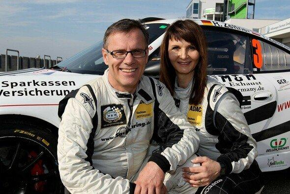 Ruben / Petra Zeltner sicherten sich den dritten Gesamtsieg in Sachsen - Foto: Sascha Dörrenbächer
