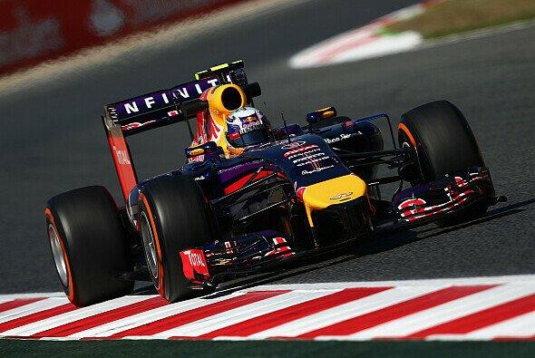 Daniel Ricciardo beeindruckte im Qualifying von Barcelona und startet am Sonntag von Rang drei