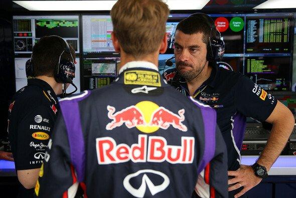 Sebastian Vettel machte im Rennen elf Plätze gut